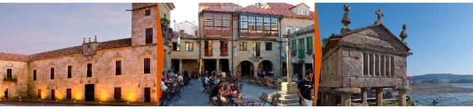 Cambados - Pontevedra - Combarro
