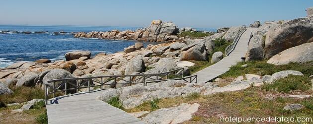 O Grove - Paseo Marítimo de Pedras Negras