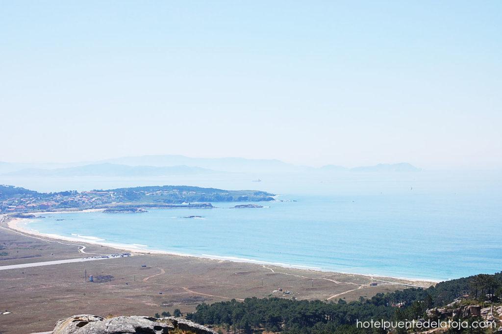 Vistas desde o Monte da Siradella