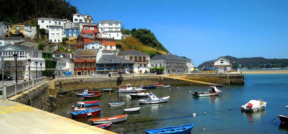 Puertos de Galicia