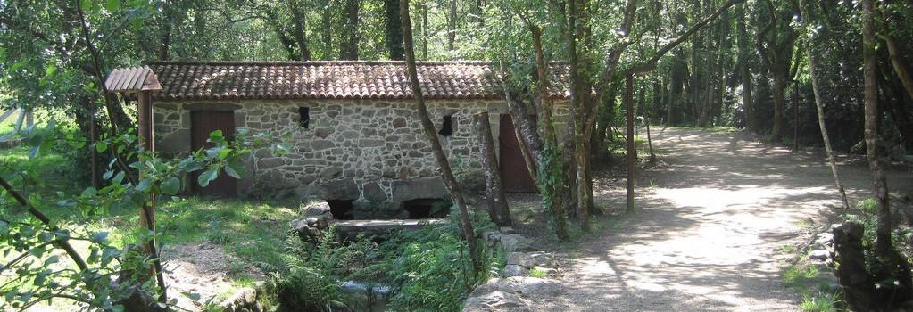 Ruta da pedra e da auga (Ribadumia)